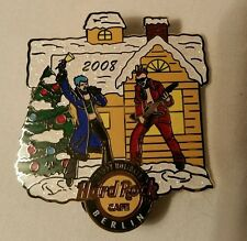 Hard Rock Cafe Pin Berlin, Happy Holidays 2008-Limited edition 150