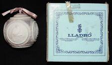 "Vintage 1989 Lladro ""Bola Navidad"" Christmas Ornament with Box # 5656"