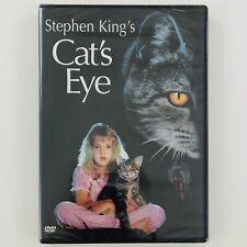 Cat's Eye - 1985 Stephen King Film (DVD, Region 1) Cats Eye