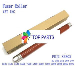 Fuser roller for Xerox C 240 242 250 252 260 550 560 570 700 5065 6550