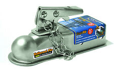 """1 7/8"""" Ball Dual-Fit Fast-Lok Trailer Coupler,  Reese 7004800 2""""- 2 1/2"""" Channel"""