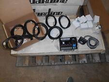 STL Race Sport 160 Watt Strobe 8 Bulbs Light Kit w/ Controller K-160