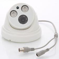 1200TVL 2 LED 4mm Lens CMOS Security Dome Camera IR Night Vision CCTV Waterproof