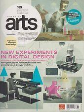 COMPUTER ARTS Magazine + CD #189 July 2011, New Experiments in Digital Design.