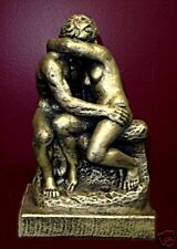 The Kiss Nude Statue Rodin Sculpture