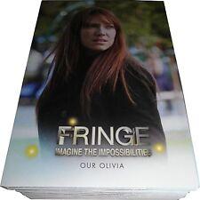 Cryptozoic 2013 Fringe Season 3 & 4 Complete 73 Card Basic Base Set