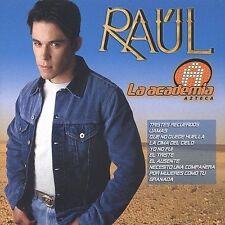 Raul: Raul En La Academia Azteca  Audio CD
