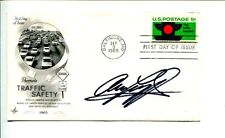 Arie Luyendyk Indy 500 Winner Driver Racer Signed Autograph FDC