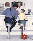 The Runaway by Norman Rockwell 8 X 10 PRINT