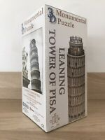 NEW Monumental 3D Puzzle Leaning Tower of Pisa