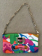 GUESS Purse Handbag Multi Color