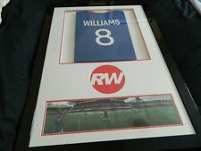 More details for  robbie williams...signed montage...bargain !!