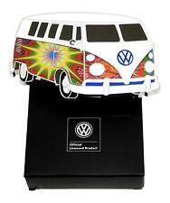 Volkswagen Belt Buckle VW Camper Psychedelic Starburst Design Authentic Licensed