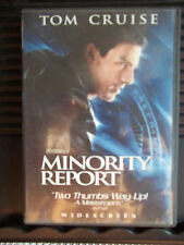Minority Report (Dvd, 2002, 2-Disc Set, Widescreen) Tom Cruise Like New