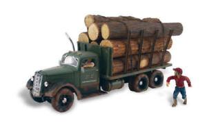 Woodland Scenics (HO-Scale) 5553 - AutoScene's  Details - TIM BURR LOGGING