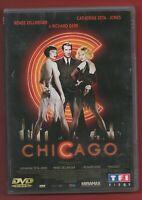 DVD - Chicago Con Catherine Zeta Jones, Richard Gere E Renée Zellweger