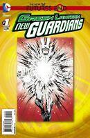 Green Lantern New Guardian #1 Futures End DC Comics 1st Print 2014 Unread NM