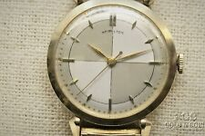 Vintage 1953-1964 Hamilton Rodney 10k GF Wrist Watch -runs 47.4 gr 20625