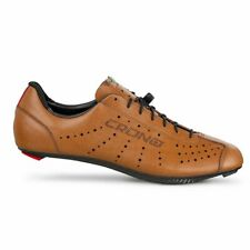 CRONO CV1 Classic Vintage Style Cycling Shoes - Carbon Composite Sole - Brown