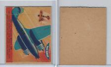 R137 Goudey, Sky Birds, 1941, #14 Italian Breda 88