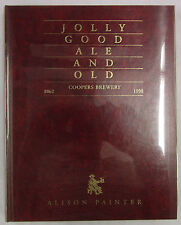 SIGNED Jolly Good Ale and Old Coopers Brewery 1862-1998 2nd Revised Updated HCDJ