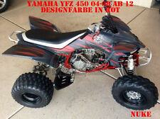 Amr racing décor Graphic Kit ATV yamaha yfz 450 04-14,yfz 450r 09-16 Nuke B