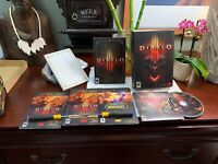 Diablo III (Windows/Mac, 2012) Blizzard PC COMPLETE +Manual