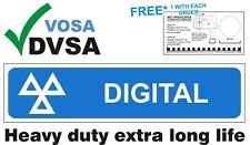 Mot signos | MOT signo | Vosa DVSA | Tacho | H/deber tacógrafo digital signo