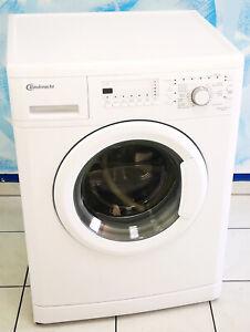 "6kg Bauknecht Frontlader Waschmaschine ""WAK 62"" 1400 u/min + 16 Monate Garantie"
