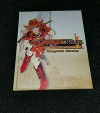 Sakura Wars So Long My Love Ps2 Wii Unforgettable Memories Nisa Xclusve Art Book