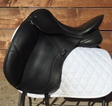 New Condition - Schlesse Wave Dressage Saddle 17.5 -Free Standard Shipping