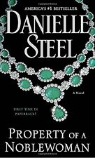 Property of a Noblewoman: A Novel by Danielle Steel