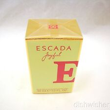 Escada JOYFUL Eau de Parfum Spray 1 oz 30 ml NEW NIB SEALED