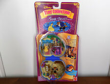 Polly Pocket Tiny Collection Disney Beauty and the Beast Vintage 1995 NIP RARE