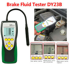 DY23B Automotive Brake Fluid Tester Oil Inspection Detect LED Indicator Display