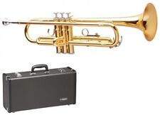 YAMAHA YTR-2330 Bb Trumpet with Hard Case and mouthpiece From Japan EMS Express