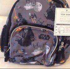 Pottery Barn Kids Star Wars Mini Pre~School Backpack Nwt! Darth Vader