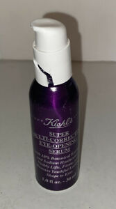 Kiehls Super Multi-Corrective Eye Opening Serum 1.0 oz/ 30ml NEW cracked/dented