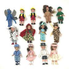 Madame Alexander doll collection exclusive McDonalds Wizard of Oz Pinochio Pan