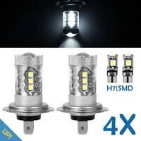 H7 ampoules Voiture blanches superbes xénon 499 phare halogène épi 501 12v