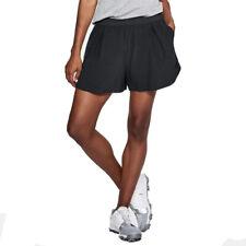 Under Armour Ua Heatgear Perpetual Negro Ligero Mujer Pantalón Corto Deportivo