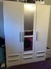 Weißer Schrank mit Spiegel günstig kaufen | eBay