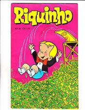 "Riquinho No 66 1972 - Brazilian Richie Rich- ""Diving Into Cash Cover! """