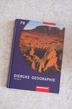 Diercke Geographie 7/8 für Berlin Schulbuch, Westermann Verlag