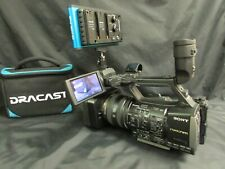 Sony Hxr-Nx3 Nxcam Ntsc Professional Camcorder - Exc+ Cond. W/ Accessories -