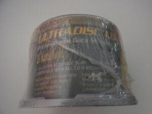 50 x  Ultradisc CD-R   ( Gold )    Mfsl