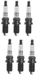 Set Of 6 Spark Plugs AcDelco For Hyundai Acura Chevy Dodge Infiniti Isuzu 6CYL