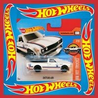 Hot Wheels 2017   DATSUN 620  #HW HOT TRUCKS#   181/365 NEU&OVP