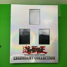 Old 90's 1996 Yu-Gi-Oh Shonen Jump Legendary Collection EMPTY 3-Ring Card Binder