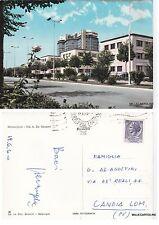 # METANOPOLI: VIA A. DE GASPERI   1960